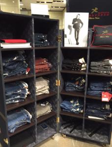 Tramarossa jeans i mange vaske og farver